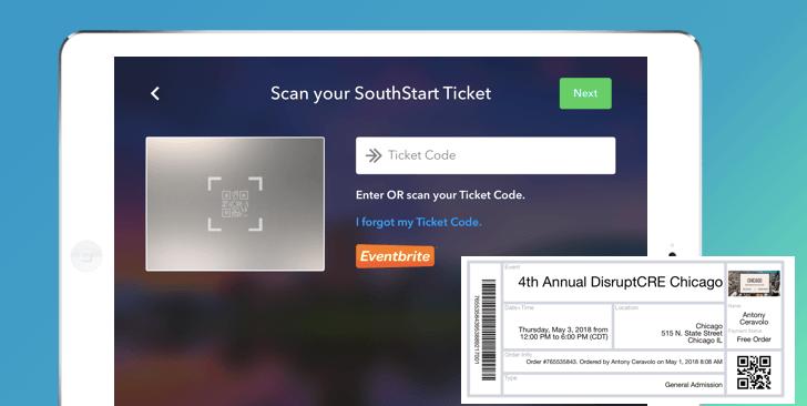 Southstart checkin process