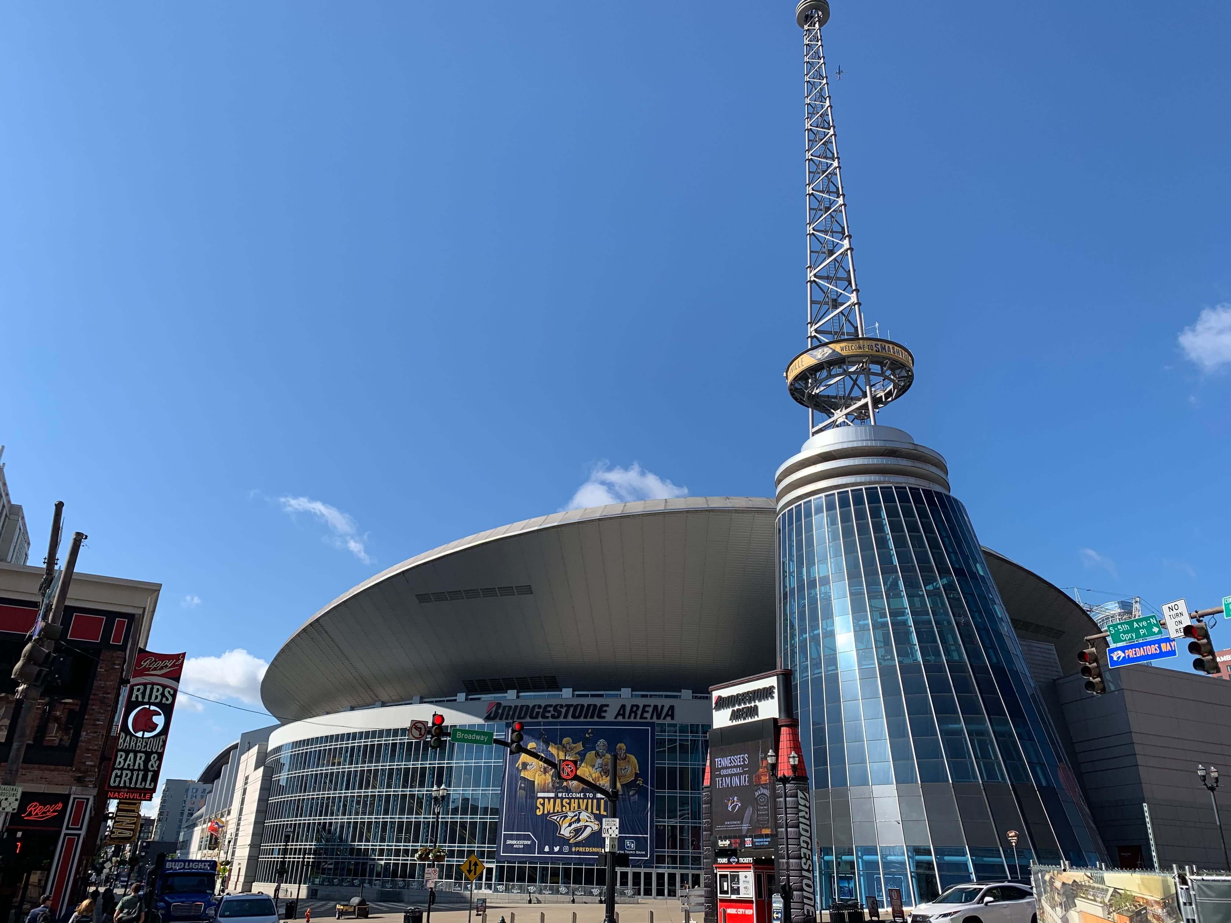 Music City Centre in Nashville